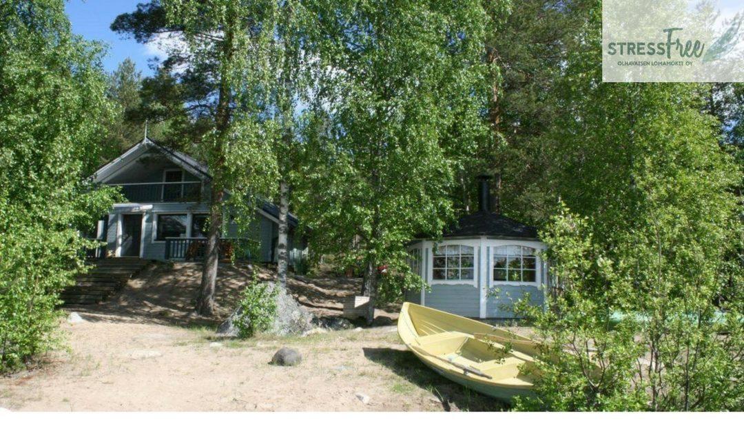 Mitä vuokramökki ja Keski-Suomi voisivat tarjota juuri sinulle?