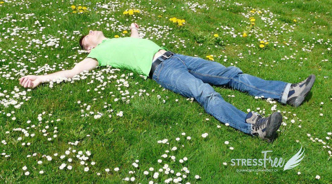 Stressistä vapaaksi